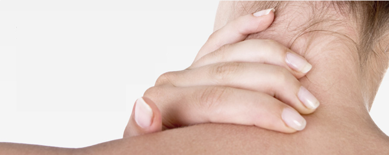 Kopf-, und Nackenschmerzen