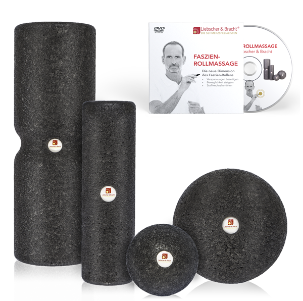 Faszien-Rollmassage-Set